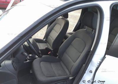 Scaune A5 - Dacia Duster 1