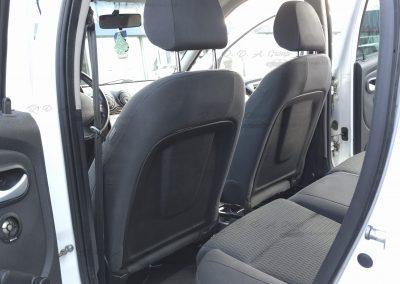 Scaune A5 - Dacia Duster 3