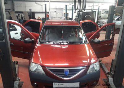 Scaune BMW - Dacia 3